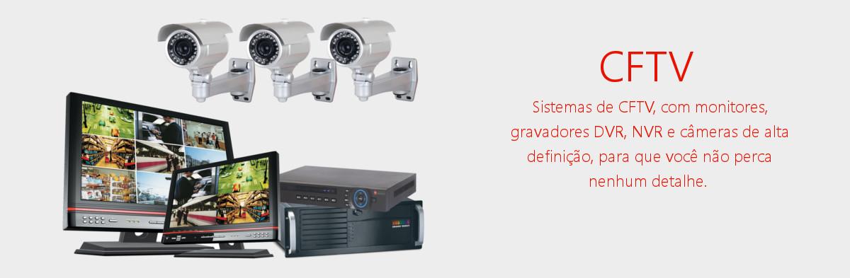 Well-known Implanta Sistemas de Segurança | Alarme, Câmera e Cerca Elétrica | SP VM25